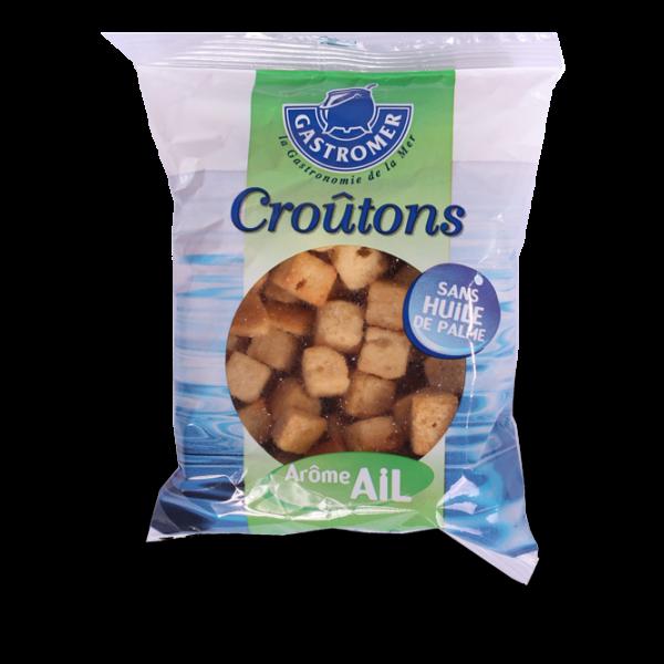 Croutons ail (le sachet)