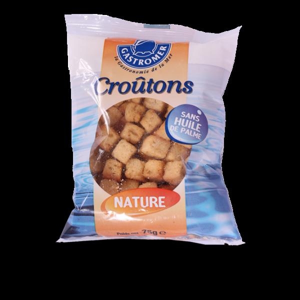 Croutons nature (le sachet)